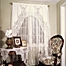 Part of the Heritage Lace® Heirloom 45-Inch Window Curtain Tier