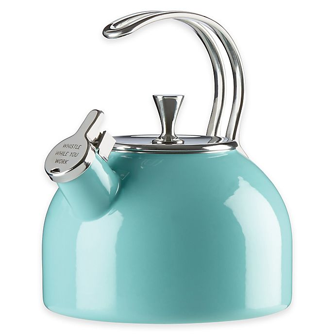 Alternate image 1 for kate spade new york All in Good Taste 2.5 qt. Tea Kettle