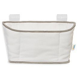 HALO® Bassinest® Swivel Sleeper Diaper Caddy in White