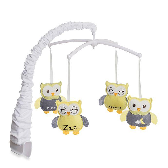 Alternate image 1 for HALO® Bassinest® Swivel Sleeper Owls Mobile