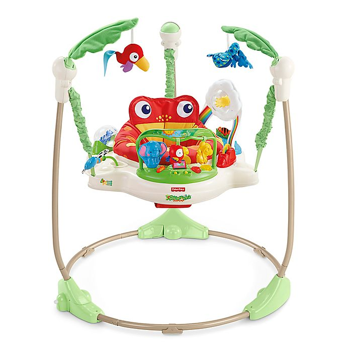 Alternate image 1 for Fisher-Price® Rainforest™ Jumperoo™