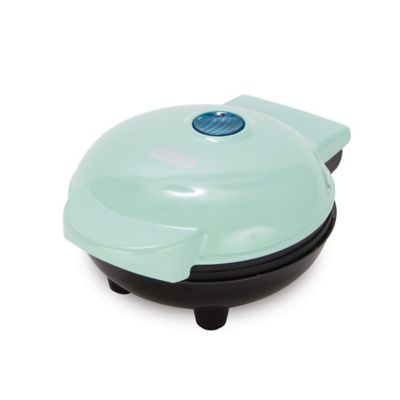Dash® Mini Griddle in Aqua