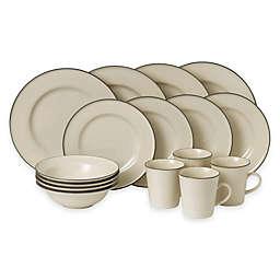 Gordon Ramsay by Royal Doulton® Union Street 16-Piece Dinnerware Set in Cream