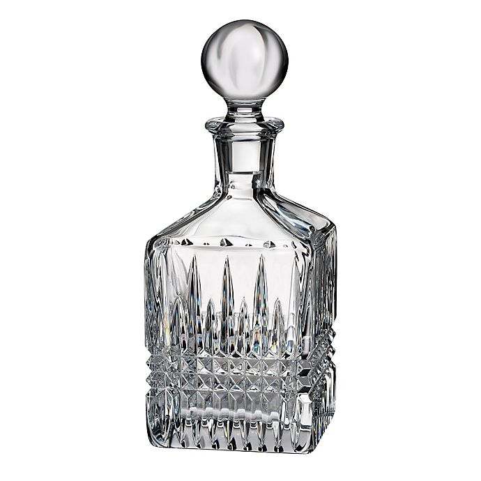 Alternate image 1 for Waterford® Lismore Diamond Square Decanter