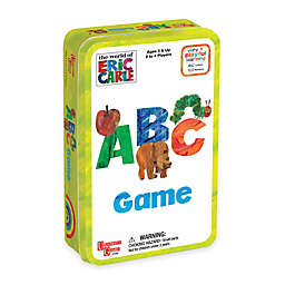 Eric Carle's ABC Game in a Tin