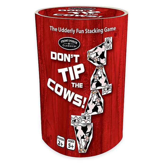 Alternate image 1 for Don't Tip the Cows! Game