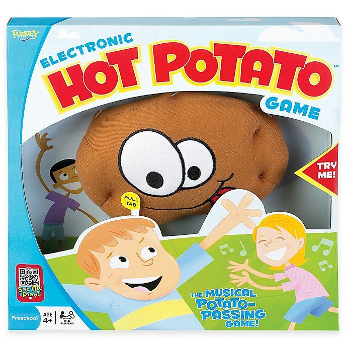 Alternate image 1 for Electronic Hot Potato™ Game