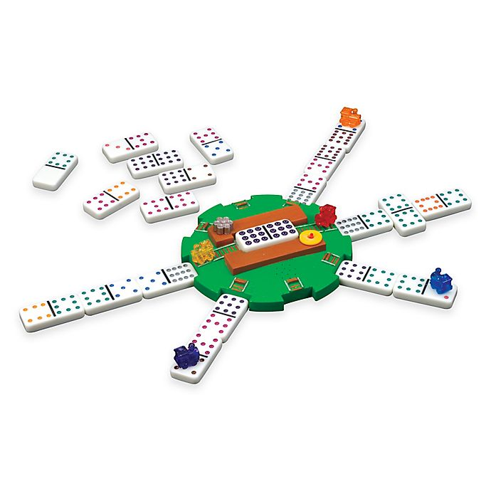 Mexican Train Dominoes Game Bed Bath Beyond