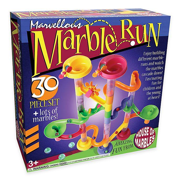 Alternate image 1 for Marvellous Marble Run