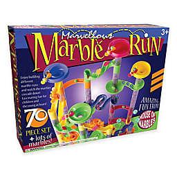 70-Piece Marvelous Marble Run Set