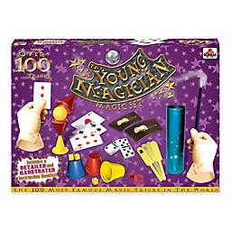 The Young Magician 100-Piece Magic Set