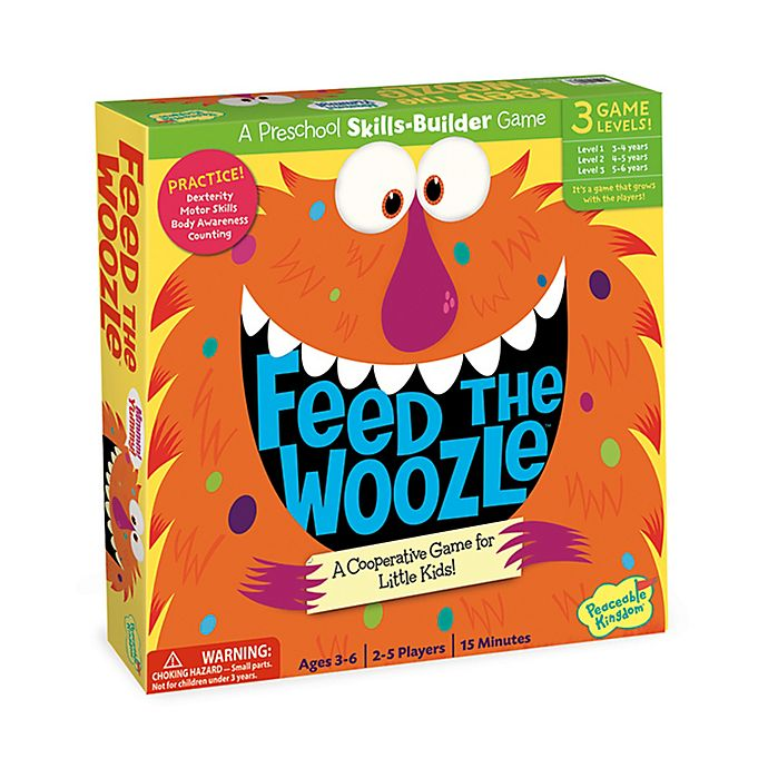 Alternate image 1 for Feed the Woozle