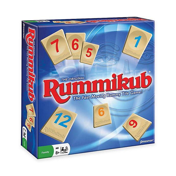 Alternate image 1 for Original Rummikub Game