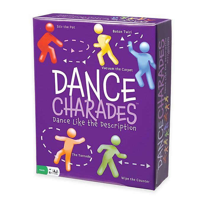 Alternate image 1 for Dance Charades Game
