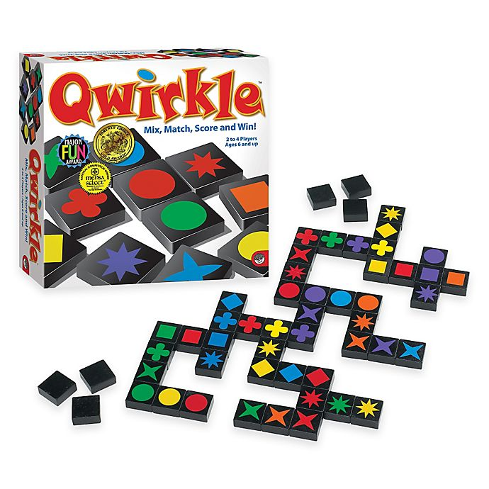 Alternate image 1 for Qwirkle Game