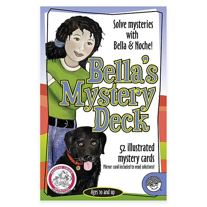 Alternate image 1 for Bella's Mystery Deck Card Game