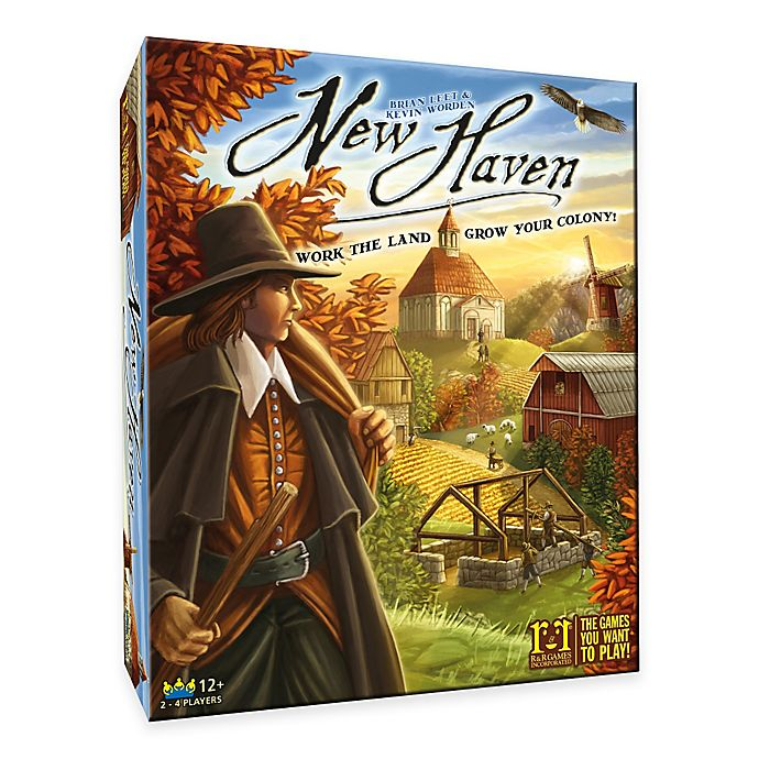 Alternate image 1 for New Haven Game