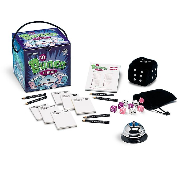 Alternate image 1 for It's Bunco Time!!! Game Set