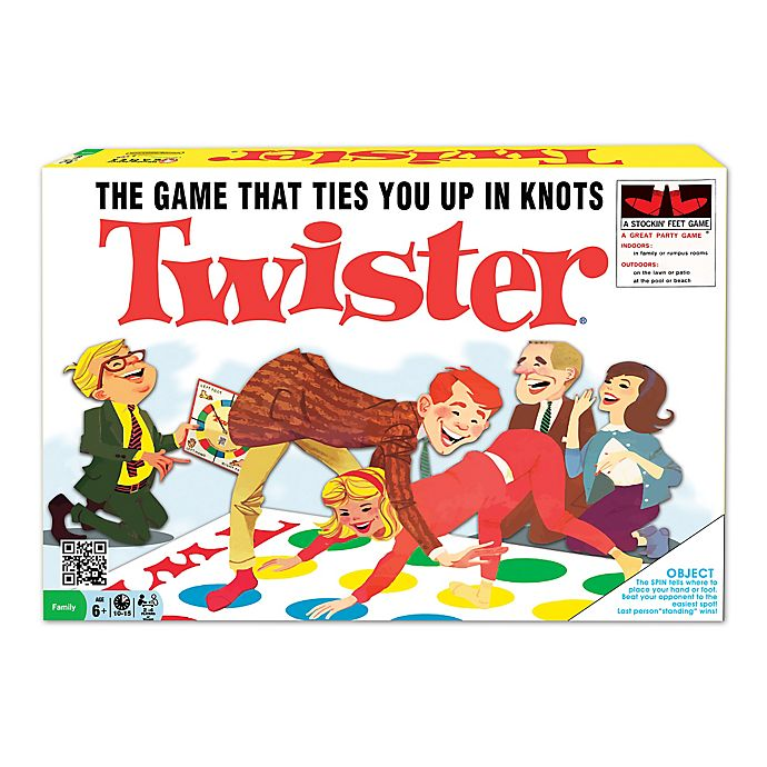Alternate image 1 for Classic Twister Game