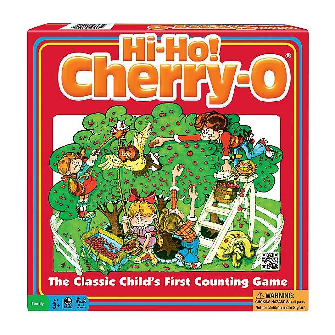 Alternate image 1 for Hi-Ho! Cherry-O Game