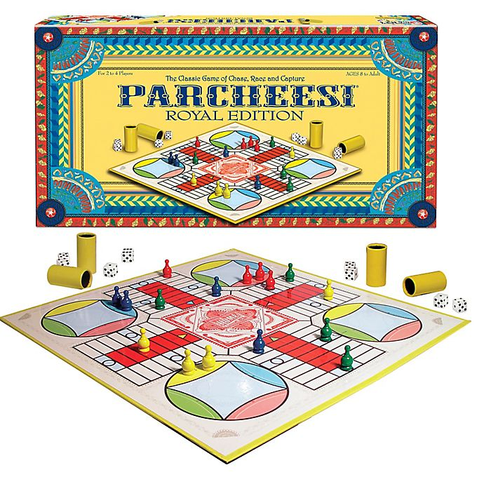 Alternate image 1 for Parcheesi® Royal Edition Board Game