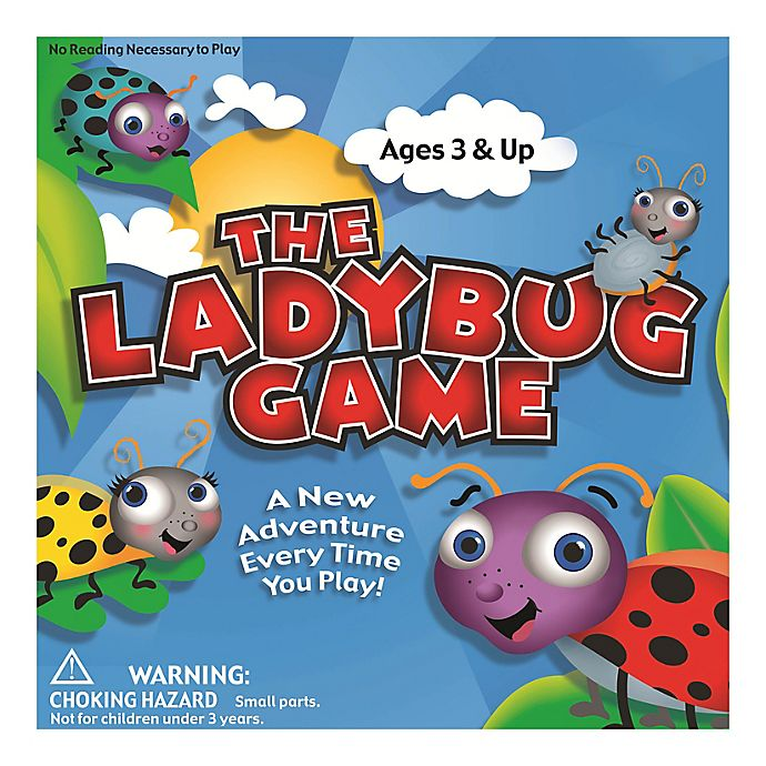 Alternate image 1 for The Ladybug Game