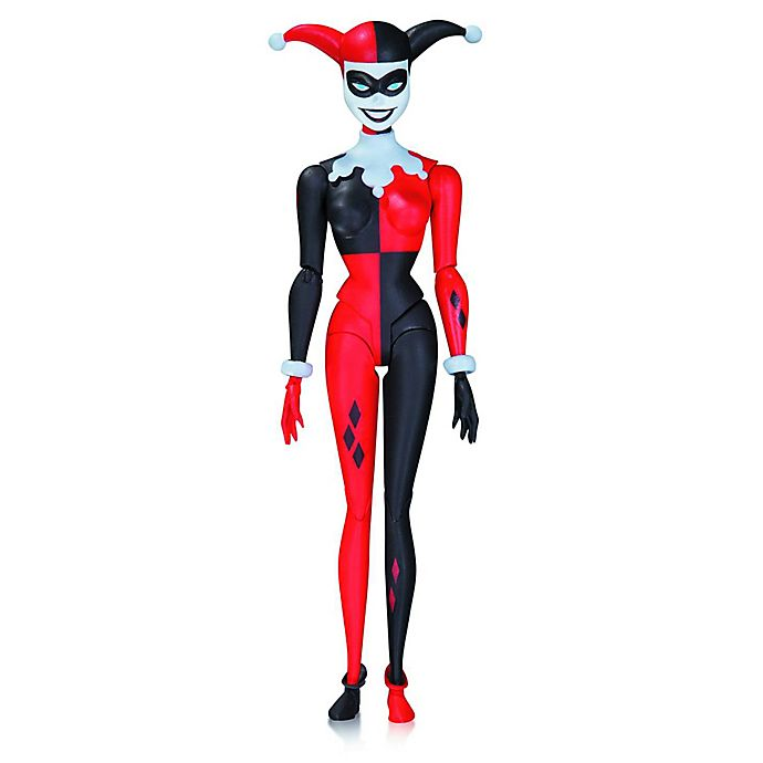 Alternate image 1 for DC Comics™ Batman: The Animated Series Harley Quinn Action Figure