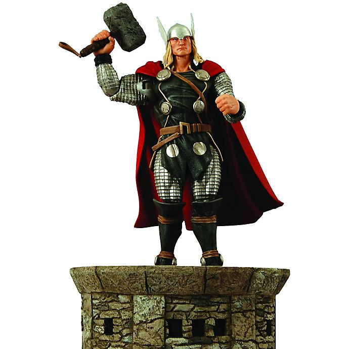 Alternate image 1 for Marvel® Select Thor Action Figure
