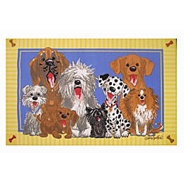 Fun Rugs™ The Dogs of Duckport Accent Rug