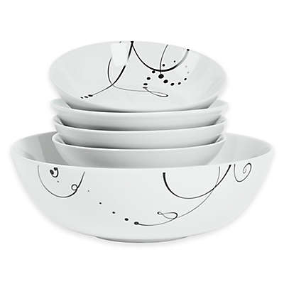Tabletops Gallery® Pescara 5-Piece Pasta Set