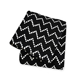 Territory® Modern Polyester Pet Blanket in Black
