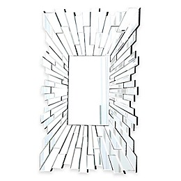 Abbyson Living® 23.5-Inch x 35.5-Inch Rectangular Empire Mirror