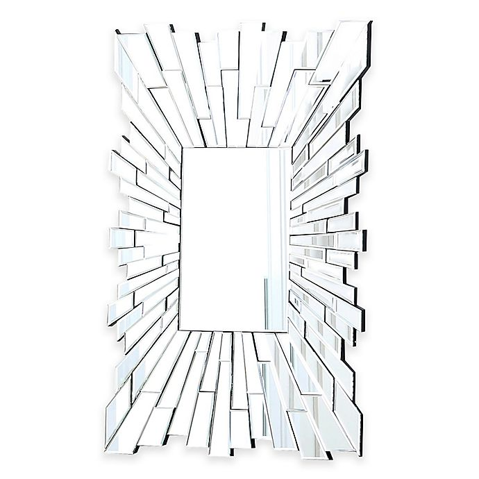 Alternate image 1 for Abbyson Living® 23.5-Inch x 35.5-Inch Rectangular Empire Mirror