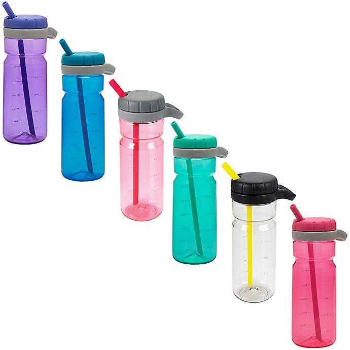 Alternate image 1 for OXO Good Grips® 24 oz. Twist Top Water Bottle