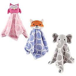 BabyVision® Hudson Baby® Plush Velboa Security Blanket