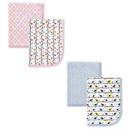 BabyVision® Hudson Baby® 2-Pack Swaddle Blankets