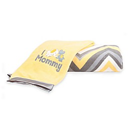 Tadpoles™ by Sleeping Partners 2-Piece Mommy and Baby MicroPlush Blanket Gift Set
