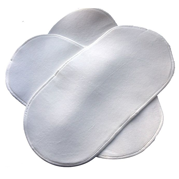 Alternate image 1 for Wamsutta® BABY 3-Pack Organic Cotton Changing Pad Liners