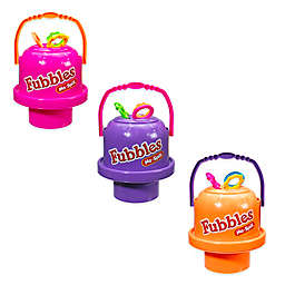 Little Kids® Fubbles™ No-Spill® Big Bubble Bucket®