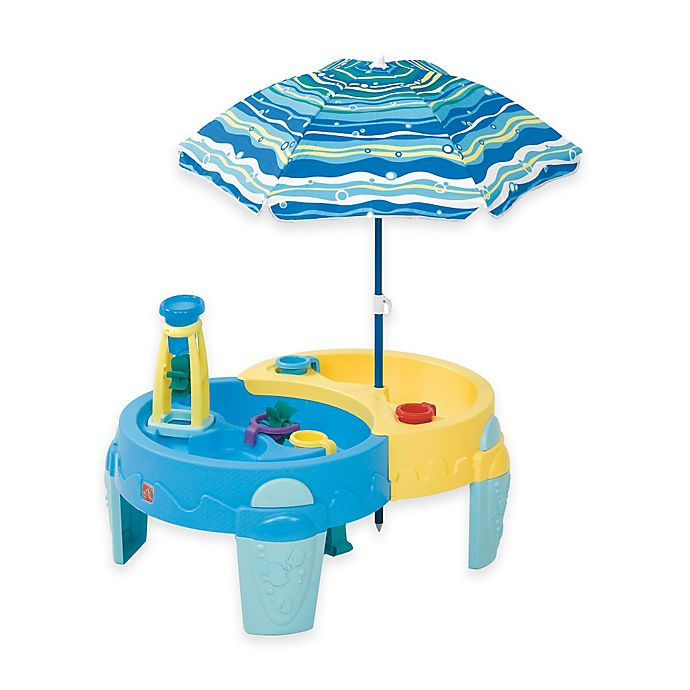 Step2 Shady Oasis Sand Water Table