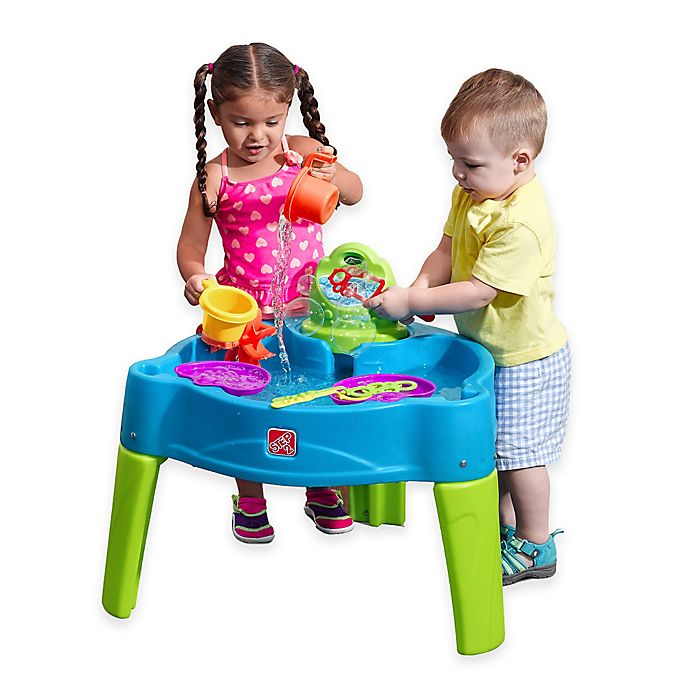 Step2 Big Bubble Splash Water Table Bed Bath Beyond
