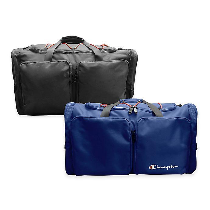 Alternate image 1 for Champion® Mindset Large Duffle Bag