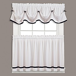 Kate Window Curtain Panel and Valance