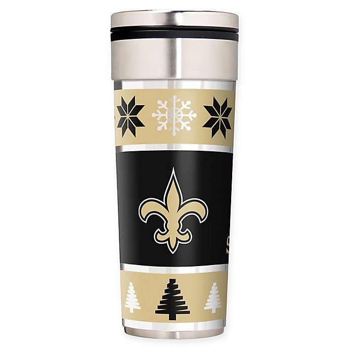 Alternate image 1 for NFL New Orleans Saints 22 oz. \