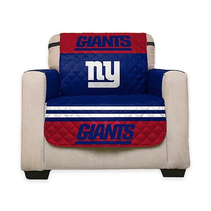 Super Nfl New York Giants Chair Cover Bed Bath Beyond Unemploymentrelief Wooden Chair Designs For Living Room Unemploymentrelieforg