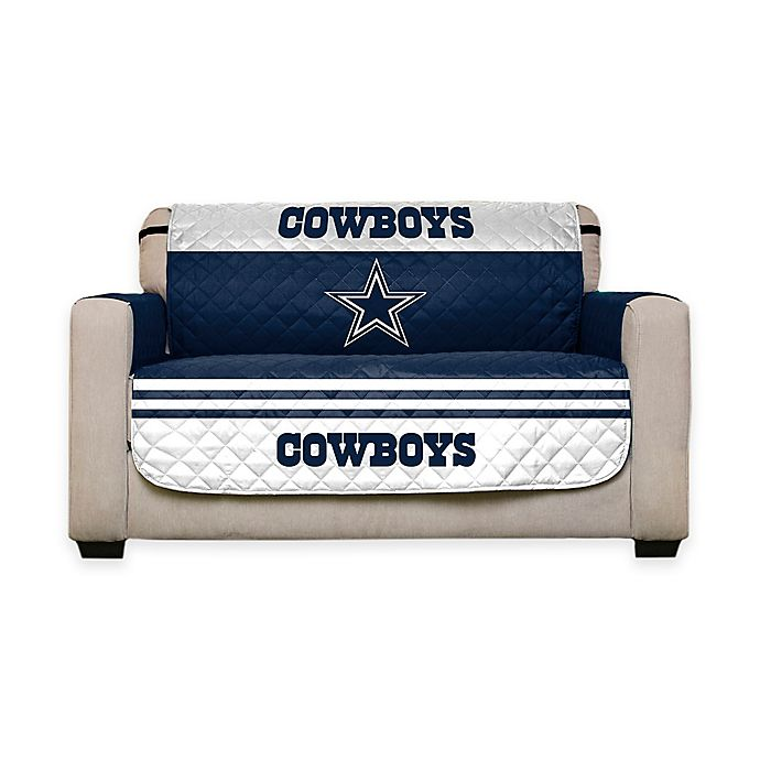 659efbc79 NFL Dallas Cowboys Love Seat Cover