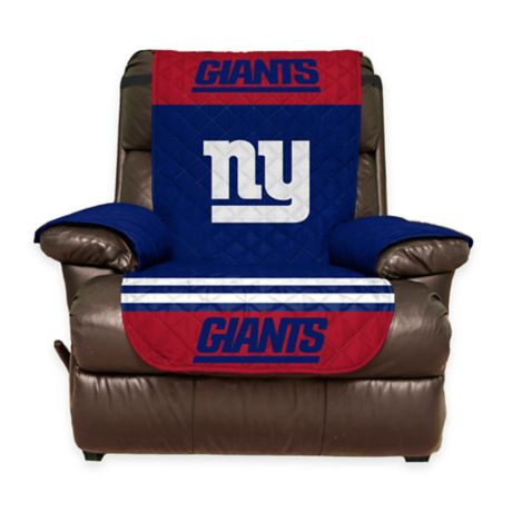 Nfl New York Giants Recliner Cover Bed Bath Amp Beyond