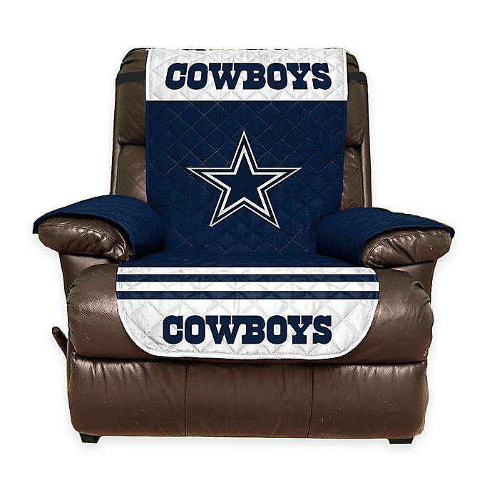 Fantastic Nfl Dallas Cowboys Recliner Cover Bed Bath Beyond Camellatalisay Diy Chair Ideas Camellatalisaycom