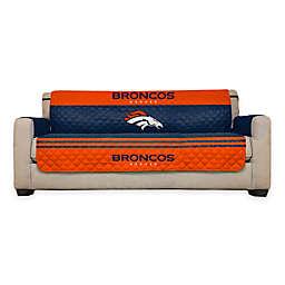 NFL Denver Broncos Sofa Cover