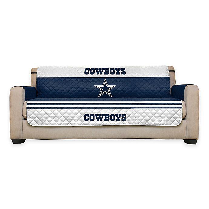 Nfl Dallas Cowboys Sofa Cover Bed
